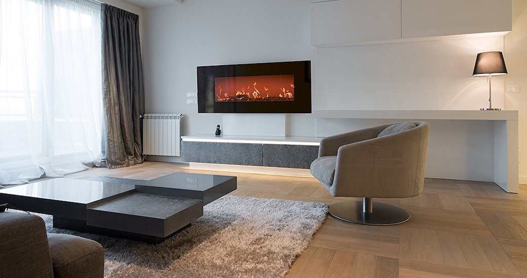 5 Best Electric Fireplaces Mar 2018 Bestreviews