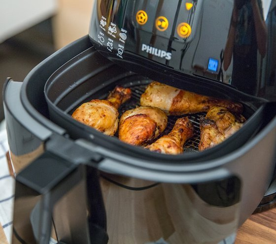Kitchen Chef Air Fryer Settings For Chicken