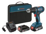 "Bosch 18-Volt Lithium-Ion 1/2"" Compact Tough"