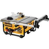 "DEWALT DWE7480 10"" Compact Jobsite Table Saw"