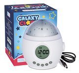 MomKnows Galaxy Clock