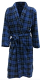 John Christian Men's Fleece Robe