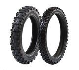 ProTrax Offroad Front 60/100-14 Inch & Rear 80/100-12 Inch Tire Combo