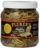Fluker's 5 Star Medley Freeze-Dried Bearded Dragon Treats