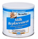 Nutri-Vet Kitten Milk Replacement