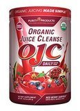 Purity Products Organic Juice Cleanse (OJC) - Super Reds, 10.5 oz.