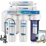 NU Aqua 5-Stage Under Sink Reverse Osmosis Filter System