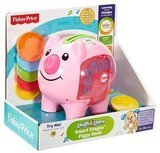 Fisher-Price Fisher-Price Laugh & Learn Smart Stages Piggy Bank