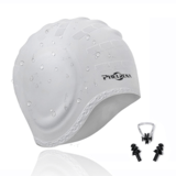 PHELRENA Waterproof Swimming Cap