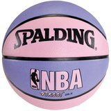 Spalding NBA Street Basketball – Pink & Purple