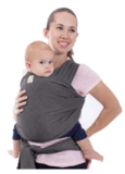 Keababies All-in-1 Hands Free Stretchy Baby Wraps