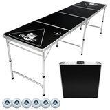 GoPong 8' Portable Beer Pong Table