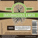 Root Naturally Food Grade Diatomaceous Earth, 5 lb.