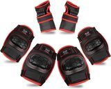 KUKOME-SHOP Kids Knee Pads + Elbow Pads + Wrist Pads