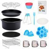 Monyes 15-Piece Air Fryer Accessory Set