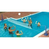 Swimline Volleyball Net Game Water Set