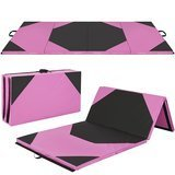 Best Choice Products Gymnastics Gym Folding Exercise Aerobics Mats Stretching Yoga Mat