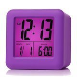Plumeet Digital Travel Alarm Clock
