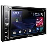 Pioneer Double DIN Bluetooth In-Dash Car Stereo