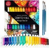 Crafts 4 ALL Acrylic Paint Set