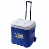 Igloo 60 Quart Ice Cube Roller Cooler