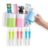 Warmlife Anti-dust Toothbrush Holder