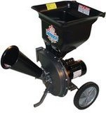 Patriot Products 14 Amp Electric Wood Chipper/Leaf Shredder