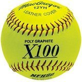 "MacGregor 12"" Fast Pitch Softball, 12-Pack"