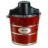 Aroma Housewares  Traditional Ice Cream Maker