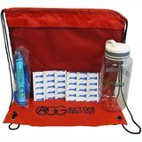 Active Gear Guy Portable Water Filter Kit for Travel, Hiking, and Camping