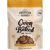 American Journey Peanut Butter Grain-Free Oven-Baked Crunchy Treats
