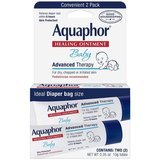Aquaphor Baby Advanced Therapy Healing Ointment Skin Protectant