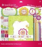 American Girl Crafts Memory Book
