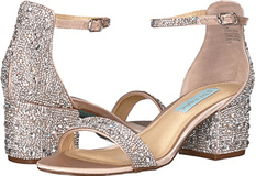 Betsey Johnson SB-Mari Heeled Sandal