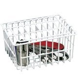 Better Housewares White Dishwasher Basket