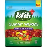 Black Forest Gummy Worms, 5 pounds