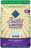 Blue Buffalo Basics Limited Ingredient Diet Adult Dog Food