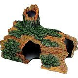 Blue Ribbon Exotic Environments Hollow Log