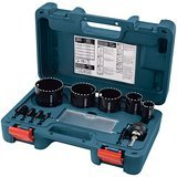 Bosch 11-Piece Diamond Hole Saw Set