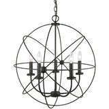 CANARM 5-Light Sumerside Chandelier