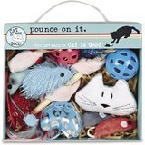 Cat Is Good 2-Piece Pounce Toy Gift Box