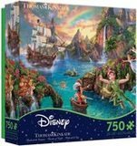 Ceaco Thomas Kinkade - The Disney Collection - Peter Pan