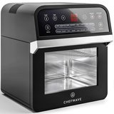 ChefWave 12.6 Quart Air Fryer, Rotisserie, and Dehydrator