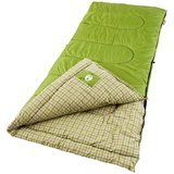 Coleman Green Valley 30-Degree Sleeping Bag