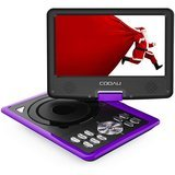 "COOAU 9.5"" Portable DVD Player"