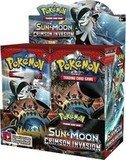 Pokemon TCG Sun & Moon—Crimson Invasion