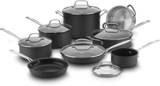 Cuisinart Chef's Classic 14-Piece Non-stick Hard-Anodized  Cookware Set
