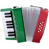 D'Luca Kids Piano Accordion, 17 Keys