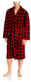 Fruit of the Loom Men's Fleece Shawl Collar Robe