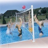 Dunn Rite Retrofit Pool Volleyball Kit